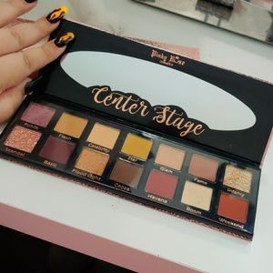 Pinky Rose Cosmetics Center Stage Palette